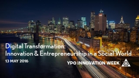 Digital Transformation: Innovation & Entrepreneurship in a Social World