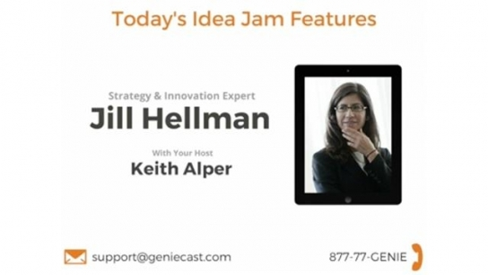 Idea Jam — Interactive Video Cast