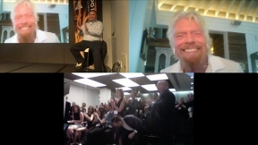 Richard Branson: The Philanthropic Innovator — Interactive Video Cast
