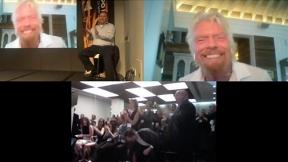 Richard Branson: The Philanthropic Innovator — Interactive Video Cast