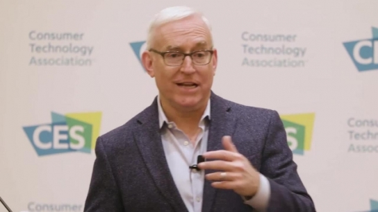 Jon Klein, Innovation Week 2018