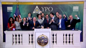 Launch of YPO Innovation Week at the New York Stock Exchange
