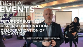 YPO Innovation Week 2019 – Message from Learning Chair Florian Kemmerich